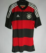 GERMANY NATIONAL TEAM 2014/2015 RARE FOOTBALL SHIRT JERSEY ADIDAS AWAY ORIGINAL