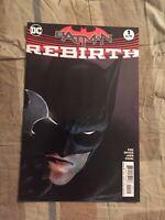 Batman Rebirth #1 2nd Print Variant [DC Comics, 2016]