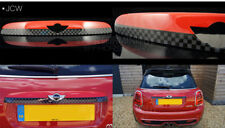 Rear Trunk Lid Door Handle Cover For Mini Cooper F55 Hardtop F56 Hatchback A02