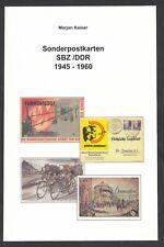 2020,Auflistung von Sonderkarte.,SBZ/DDR,1945-1960