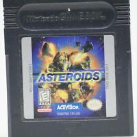 Asteroids | Nintendo Game Boy Spiel | GameBoy Color Modul | Gut