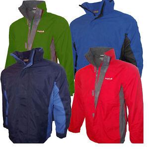 Mens Regatta Jacket  Matthews Gibson Rosscoe Royden Hooded New Waterproof Coat