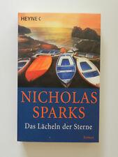 Nicholas Sparks Das Lächeln der Sterne Liebesroman Heyne