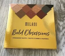 Milani Bold Obsessions Eyeshadow Palette New Launch