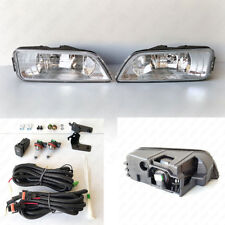 JDM Style Fog Light Kit For 2006-2007 Honda Accord 4DR Seden w/Wire Bulbs Swith