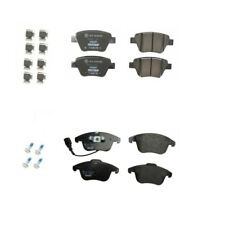 Volkswagen Passat 2012 - 2015 Front and Rear Disc Brake Pads Kit Textar NEW