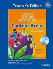 Oxford Picture Dictionary for the Content Areas: Teacher's Book and Audio CD Pac