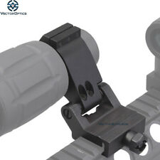 Tactical Steel 30MM QD Quick Flip FTS Mount for Red Dot Sights Magnifier Scopes
