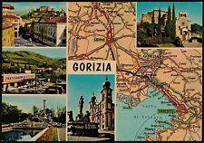 AA1326 Gorizia - Città - Vedute - Carta Automobilistica