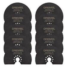 10 New Dremel Multi Max Mm450 3� Wood & Dryall Cutting Saw Blade