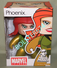 PHOENIX Marvel Mighty Muggs Hasbro Vinyl Figure Package Wear