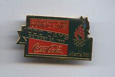 Orig.pin    Olympic Games ATLANTA 1996  -  1000 Days Countdown  !!   VERY RARE