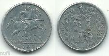 Spain 10 centimos 1940  Todas las leyendas