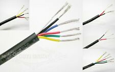 2~6 Multicore Cable Flexible Points Signal  Small Power Data AUTO Core CAR Wire
