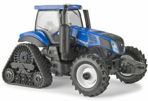 New Holland T8.435 SmarttraxTractor  - 1/32 scale