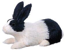 Rabbit Figurine Handmade Jute Natural Grass Straw Farm Animal Brand New 398t