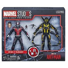 MARVEL STUDIOS: THE FIRST TEN YEARS ANT-MAN AND YELLOW JACKET.
