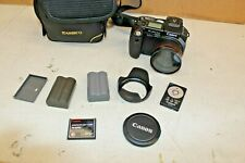 Canon PowerShot Pro 1 8.0MP Digital Camera Great Condition -