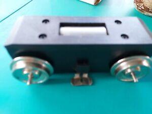 LGB  Locomotive / tender  BUHLER MOTOR G Scale Metal wheels