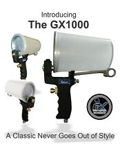The Gelcoater GX1000 Gelcoat & Resin Spray Gun with 5.4mm Nozzle & FREE SEAL KIT