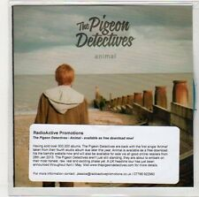 (ER26) The Pigeon Detectives, Animal - 2013 DJ CD