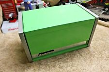 Snap On Extreme Green Mini Micro Top Chest Tool Box