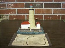 1995 Harbour Lights Lighthouse #182 Spectacle Reef, Michigan-Signed