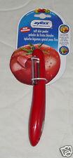 Zyliss Soft Skin Peeler #30600 Red Fruits Vegetable Tomato Kitchen