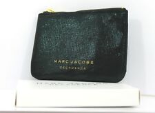 MARC JACOBS DECADENCE SMALL POUCH / COSMETIC / MAKE-UP BAG WITH GOLD ZIP