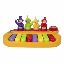 TELETUBBIES ELECTRONIC KEYBOARD PIANO BRAND NEW IN BOX MUSIC TOY