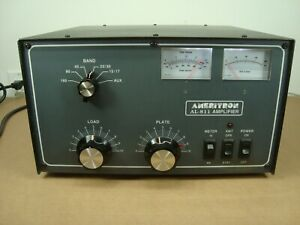 AMERITRON AL-811 LINEAR AMPLIFIER WITH 3 811A TUBES