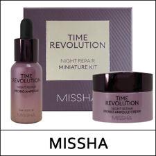 [MISSHA] Time Revolution Night Repair Miniature Kit (10ml+7ml) 1 Pack / LS둘