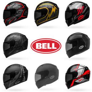 Bell Qualifier Helmet 2020 - DOT DLX Men & Women Motorcycle Street Clear Visor