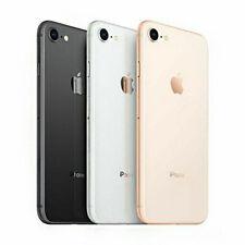 Apple iPhone 8 64GB Space Grey Silver Gold Unlocked SIM Free PLAIN BACK