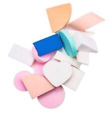 The Crème Shop  Lush & Plush Cosmetic Sponge Value Pack Multi Shapes New In Bag