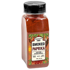 Smoked Paprika, 16 oz Volume by Unpretentious Baker, A Flavorful Ground Spice Ma