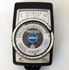 Gossen Profisix (SBC) Light Meter