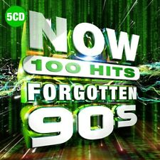 Now 100 Hits: Forgotten 90s - Various Artists (Box Set) [CD]
