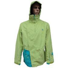 DC Paoli Snow Jacket Mens Size L Large Lime Green Ski Warm Waterproof Mountain