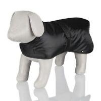 Trixie Dog Coat Calais Padded Black Windproof | Choice Of Sizes