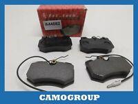 Pills Front Brake Pads Pad PEUGEOT 306 106 Citroen Zx