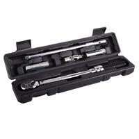 Kit chiave dinamometrica a scatto da 3/8 di pollice a cricchetto 5-60 Nm