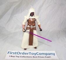 "Star Wars Black Series 6"" Inch Gamestop Jedi Darth Revan Loose Figure COMPLETE"