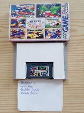 Juego Game Boy Advance 108 En 1 - Rockman 3+Twin Bee+Boulder Dash+Bomb Jack