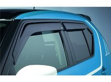 Genuine Suzuki IGNIS Set of 4 Tinted Wind Deflectors Trim Set Visors 99120-62R10