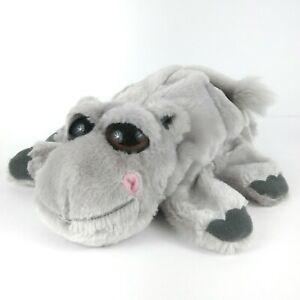 "Hippopotamus Hand Puppet Plush 9"" Caltoy Hippo Preschool Play Safari Stuffed"