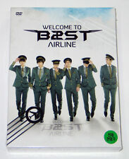 BEAST - 1st Concert WELCOME TO BEAST AIRLINE DVD [3 Discs+Photobook]