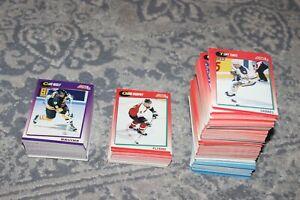 1991 1992 Score Hockey American Canadian Bilingual Complete Your Set U pick NHL
