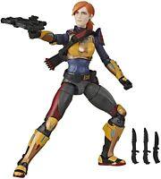 Hasbro G.I. Joe Classified Series Scarlett Action Figure Collectible 05 Premium
