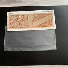 Vintage Tandy Leather Craftaid #3610 New